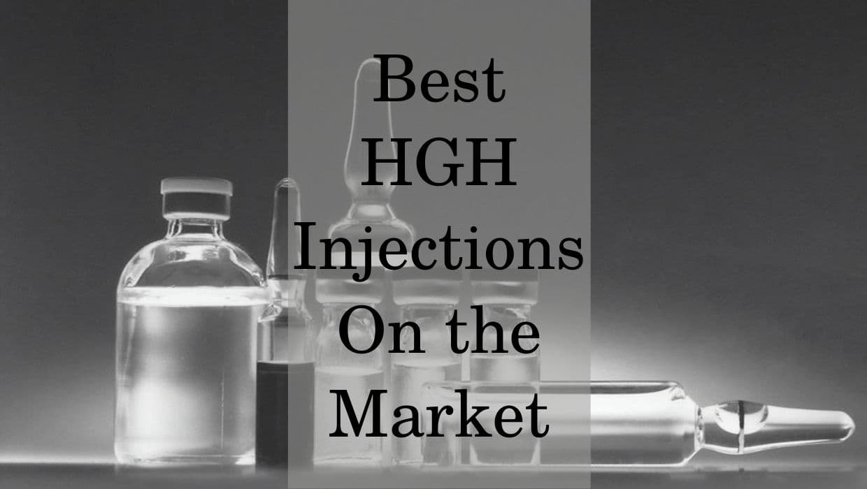 Best HGH injections on the market